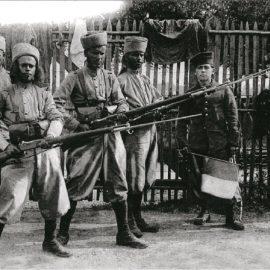 11 NOVEMBRE ET ARMÉES D'AFRIQUE