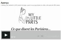 Paris c'est trop l'hallu, enfin bon, à très vite, hein ?