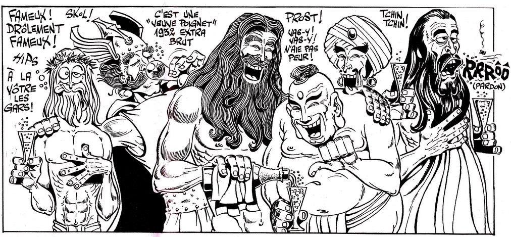 Les caricatures de Mahomet